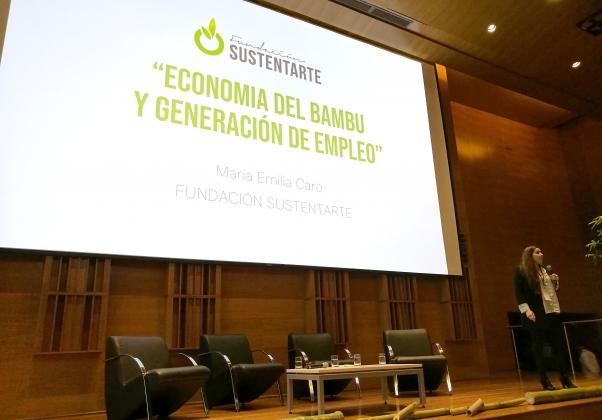 Emilia Caro – Fundación Sustentarte – Argentina